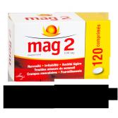 Mag 2 100 mg magnésium - 120 comprimés