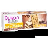 Dukan biscuits de son d'avoine pépites de chocolat - 18 biscuits