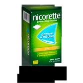 Nicorette 4 mg gommes à mâcher - 105 gommes fruits sans sucre