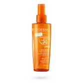 Bioderma Photoderm Bronz SPF 30 huile sèche - Spray 200 ml