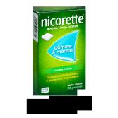 Nicorette 2 mg menthe fraîche sans sucre - 30 gommes à mâcher