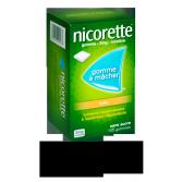 Nicorette 2 mg fruits sans sucre - 105 gommes à mâcher