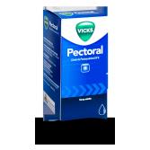 Vicks Pectoral sirop adulte toux sèches et d'irritation - Flacon 150 ml