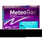 MeteoGaz excès de gaz ballonnements - 10 sticks