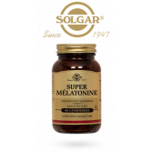 Solgar Super Mélatonine 1,9 mg - 60 comprimés sans sucre