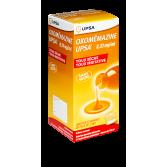 Oxomémazine 0,33 mg/ml UPSA sirop toux sèche enfants/adultes - Flacon 125 ml