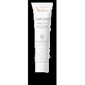 Avène Cold Cream crème peaux sensibles - Tube 40 ml