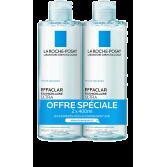 Effaclar Eau micellaire Ultra purifiante La Roche Posay - Lot de 2 x 400 ml