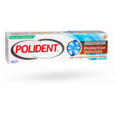 Polident crème fixative protection gencives - Tube 40 g
