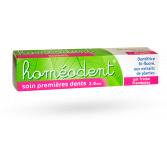 Homéodent soin premières dents 2-6 ans Boiron - Tube 50 ml