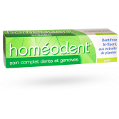 Homéodent soin complet dents et gencives anis Boiron - Tube 75 ml