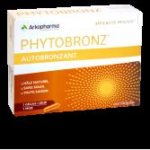 Phytobronz Autobronzant Arkopharma tout type de peau - 30 gélules
