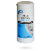 Talc officinal Babysoin Cooper absorbant et protecteur - 120 g