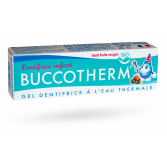 Buccotherm dentifrice enfant BIO fruits rouges - Tube 50 ml