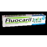 Fluocaril Junior gel dentifrice 1ères dents définitives - 6-12 ans bubble gum