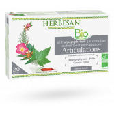 Herbesan BIO Articulations plantes - 20 ampoules