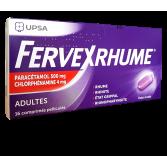 Fervex Rhume adultes UPSA - 16 comprimés