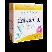 Coryzalia Boiron solution buvable rhume et rhinites - 20 unidoses