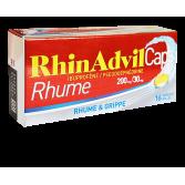 RhinAdvil Caps Rhume et grippe - 16 capsules molles