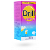 Drill Calm Junior sirop toux sèche fraise sans sucre - Flacon 200 ml