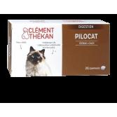 Clément Thékan Pilocat digestion chats - 20 comprimés