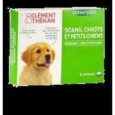 Clément Thékan Scanil vermifuges - Chiots et petits chiens