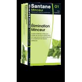 Tisane Santane N°1 - Minceur, perte de poids