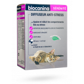 Biocanina Sérénité diffuseur anti-stress chat - Diffuseur + recharge 45 ml