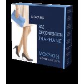 Sigvaris Diaphane New - Bas de contention Morpho (-)