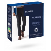 Sigvaris Urban New bas de contention auto-fixants homme - Morpho (-) Classe 2