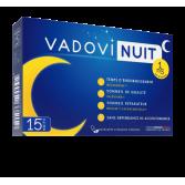 Vadovi Nuit 1 mg mélatonine - 15 gélules