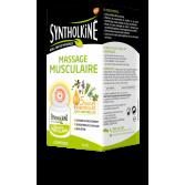 SyntholKiné massage musculaire 5 huiles essentielles - Roll-on de massage 50 ml