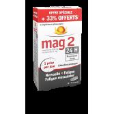 Mag 2 magnésium marin 24h - 60 comprimés