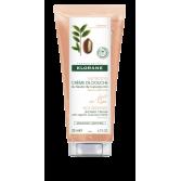 Klorane Nutrition crème de douche au beurre de Cupuaçu Bio - Lait de Rose 200 ml