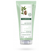 Klorane Nutrition gel douche au beurre de Cupuaçu Bio - Sève de Bambou 200 ml