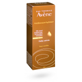 Autobronzant hydratant Avène Gelée satinée visage et corps - 100 ml