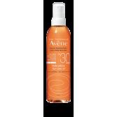 Huile solaire Avène peaux sensibles SPF 30 - Spray 200 ml