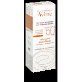 Lait minéral solaire SPF 50+ Avène sans parfum - Tube 100 ml