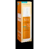 Cleanance Solaire très haute protection SPF 50+ Avène - Flacon pompe 50 ml