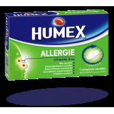 Humex allergie 10 mg Cétirizine - 7 comprimés