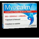 Myocalm contractions musculaires - 30 comprimés