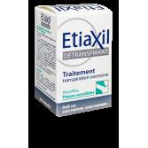 Etiaxil détranspirant aisselles peaux sensibles transpiration excessive - Roll-on 15 ml