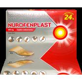 Nurofenplast emplâtre médicamenteux d'ibuprofène 200 mg - 4 emplâtres