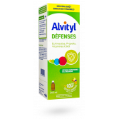 Alvityl défenses immunitaires de l'organisme - Sirop 240 ml
