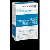 Granions décontractant musculaire - 60 comprimés