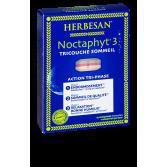 Herbesan Noctaphyt 3 tricouche sommeil - 15 comprimés