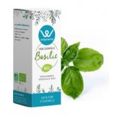 Huile essentielle Basilic BIO 10 ml - Wellpharma