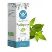 Huile essentielle Menthe poivrée BIO 10 ml - Wellpharma