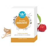 Aurantea Immunité Wellpharma système immunitaire - 60 gélules