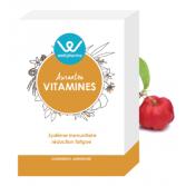 Aurantea Vitamines Wellpharma système immunitaire et fatigue - 60 gélules